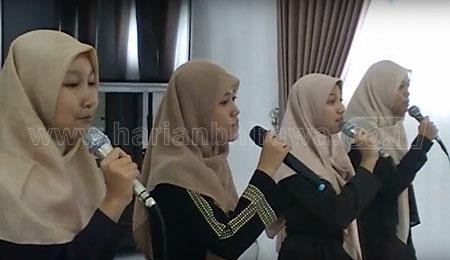 Kemenag dan MGMP-PAI Melakukan Seleksi Seni Islami