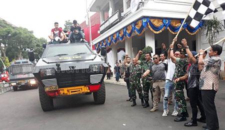 Buktikan Kota Malang sebagai Barometer Tinju Nasional