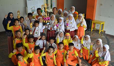 SD Muhammadiyah 26 Raih Prestasi di Dua Ajang Bergengsi