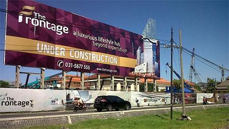 Mangkraknya Proyek Apartemen The Frontage, DPRD Jatim Tuding TGU Ceroboh