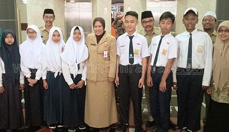 Tim Debat Pelajar Kota Batu Bidik Pentas PAI Makassar