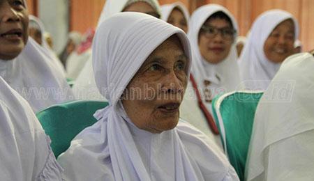 Sumiati, CJH Tertua asal Kabupaten Jombang