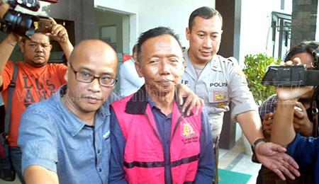 Kejari Perak Tahan Anggota DRPD Surabaya