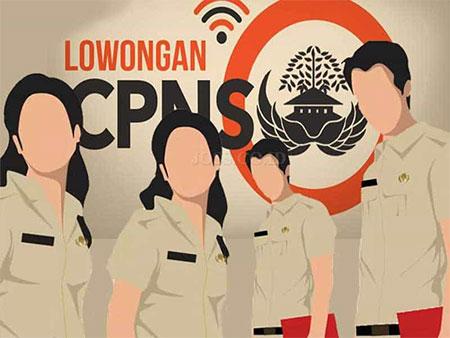 Pemkot Surabaya Umumkan Tes SKD CPNS
