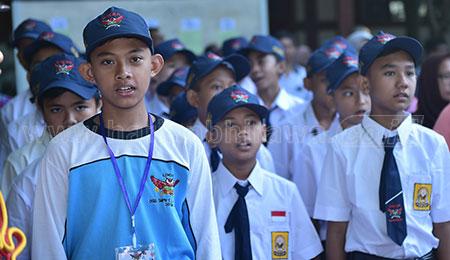 Lamongan Sudah Terapkan Pembelajaran Anti Korupsi