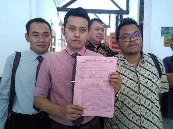 Surat Dakwaan Dinilai Cacat Formil, Terdakwa Ajukan Pledoi