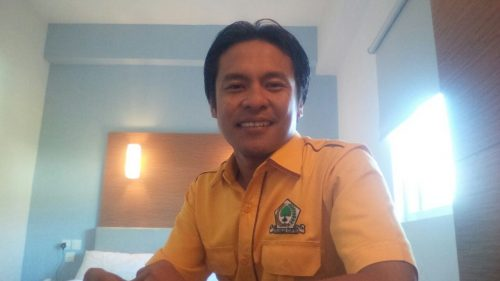 Ketua Fraksi Golkar, Arif Fathoni