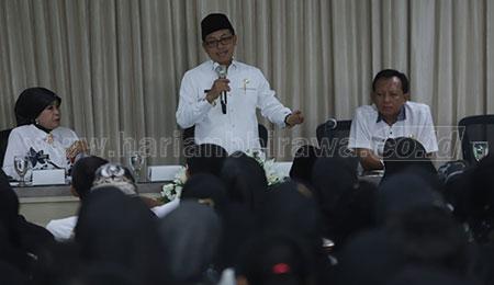 Wali Kota Sutiaji Mantapkan Pendidikan Berkarakter Siswa