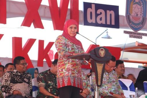Gubernur Khofifah Ajak Warga Jatim Doa Bersama untuk Pelantikan Presiden