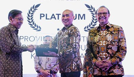 Pemprov Jatim Raih Penghargaan APN 2019