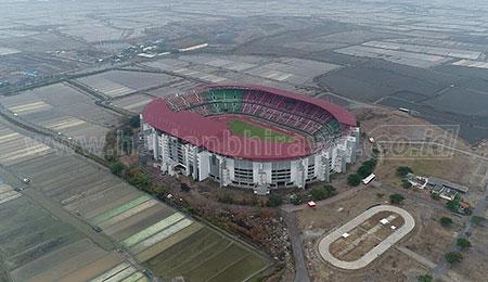 Pemkot Sodorkan Skema Baru Tarif Retribusi Stadion GBT
