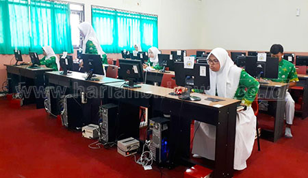 Manfaatkan Teknologi, Pemilihan Ketua OSIS Berbasis Digital