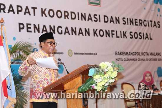 Kementrian ESDM RI Bagikan150 PJUTS untukKota Malang