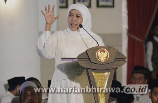 MTQ Jatim Digelar, Gubernur Khofifah Berharap Lahirkan Generasi Qurani