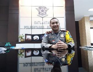 Kasatlantas Polrestabes Surabaya Tekankan 5S pada Anggota