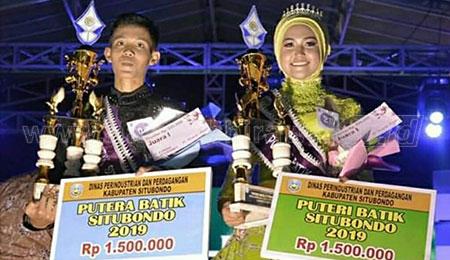 Cerita Adel Yahzunka, Puteri Batik 2019 Asal Situbondo