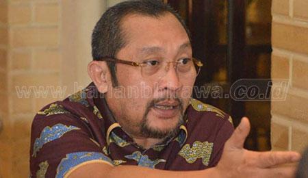 Wakil Ketua DPRD Jatim Minta Seluruh Anggota Tidak Menutup Diri kepada Pokja Indrapura