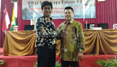 Ronny Pimpin PBSI Surabaya