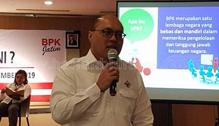 BPK Klarifikasi Pemberitaan Berjudul 'BPK Temukan Desa Fiktif di Jatim'