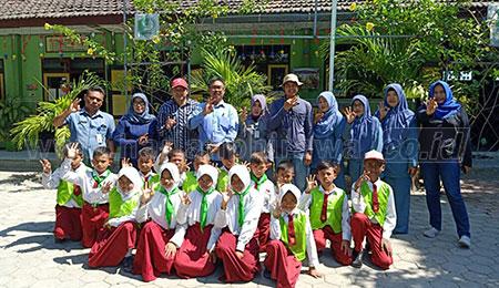 Sekolah Asri dan Rindang, Jadi Jujugan Tim Adipura Nasional