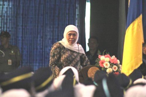 Khofifah akan Kumpulkan MKKS dan Pengelola Lembaga Pendidikan