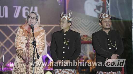 Puncak Harjalu Ke-764 Meriah dengan Tampilan Pagelaran Budaya Khas Lumajang