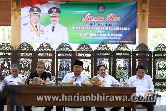 Investasi Sebesar Rp22.9 Triliun Masuk Kabupaten Sidoarjo di Tahun 2019