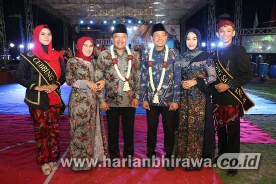 Puncak Rangkain Hari Jadi Kabupaten Sampang
