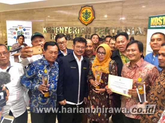 Provinsi Jawa Timur Sabet Tiga Penghargaan Bidang Peternakan