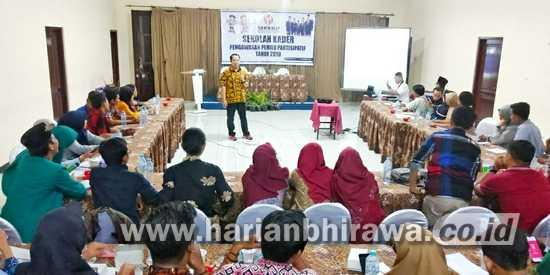 Bawaslu Kabupaten Bondowoso Cetak 40 Kader Pengawas Pemilu