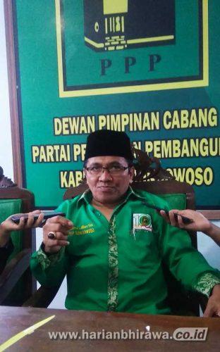 DPC PPP Bondowoso Dorong Fraksi Usulkan Perda Inisiatif dan Evaluasi Perbup