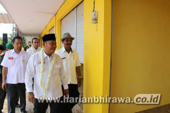 Bupati Sidoarjo Resmikan BUMDes 'Hasta Krida' Desa Jedong Cangkring
