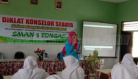 SMAN 1 Tongas Perkuat Sekolah Sehat