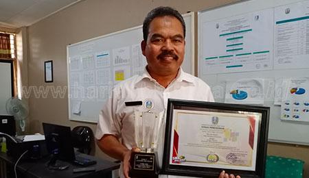 SMKN 6 Raih Juara 1 BKK Award Jatim
