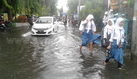 Pemkot Imbau Masyarakat Siap Hadapi Anomali Cuaca