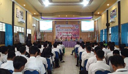 Ratusan Siswa SMK dari 3 Sekolah Ikuti Rekrutmen Tenaga Kerja