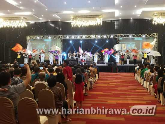 Persekutuan Doa Oikumene Kasih Rayakan Natal Bersama Lintas Agama