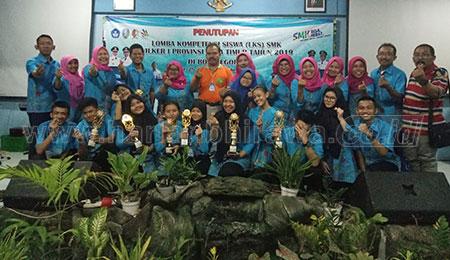 SMKN 6 Borong Sembilan Gelar LKS SMK Wilker I