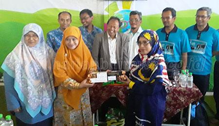 Ikrom Malaysia Kunjungi SMP IT Inka Sidoarjo