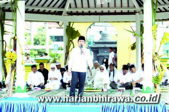 Ziarah Makam Aria Wiraraja Menjadi Acara Rutin Tiap Momen Harjalu