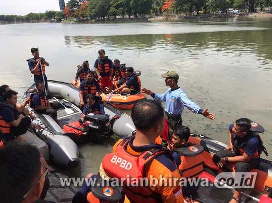 Tim TRC BPBD Jatim Asah Kemampuan Antisipasi Bencana