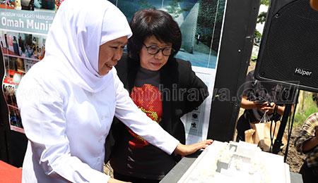 Bangun Omah Munir Museum HAM Pertama di Asia Tenggara