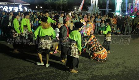 Meski Listrik Padam, Gelaran Festival Jaran Kencak Tetap Jalan