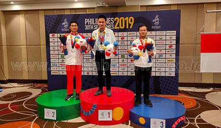 Mahasiswa IKIP Budi Utomo Malang Sumbang Medali di Ajang SEA Games