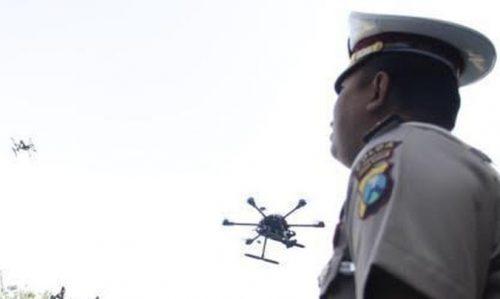 Penyelundupan Narkoba ke Lapas Manfaatkan Drone
