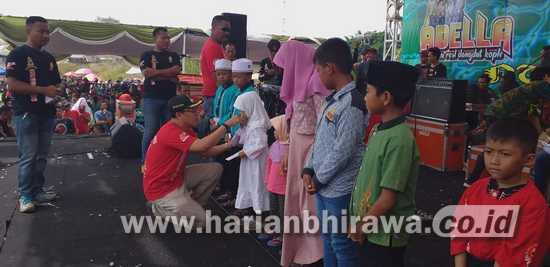 Setiajit dapat Dukungan dari Laskar Ranggalawe Nusantara