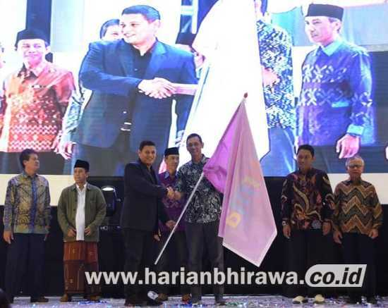Wali Kota Kediri Lounching Qur'an Massive