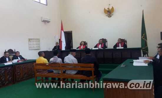 DPRD Kabupaten Probolinggo Ajukan Pemberhentian Sementara Abdul Kadir