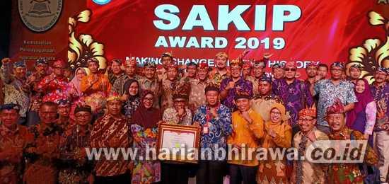 Pemkab Situbondo Raih Penghargaan SAKIP Predikat A dari Kemen-PAN RB-RI