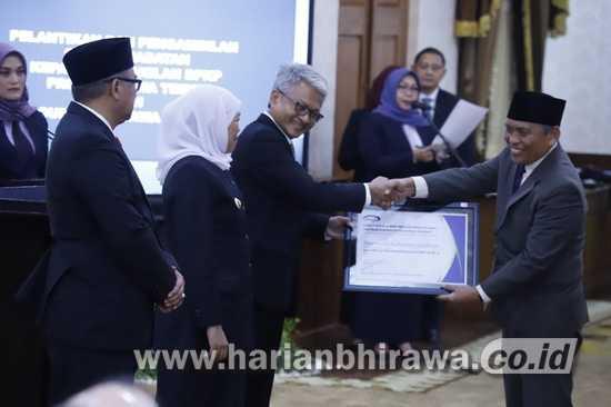 Pemkab Situbondo Raih Penghargaan SPIP Level-3 dari BPKP RI